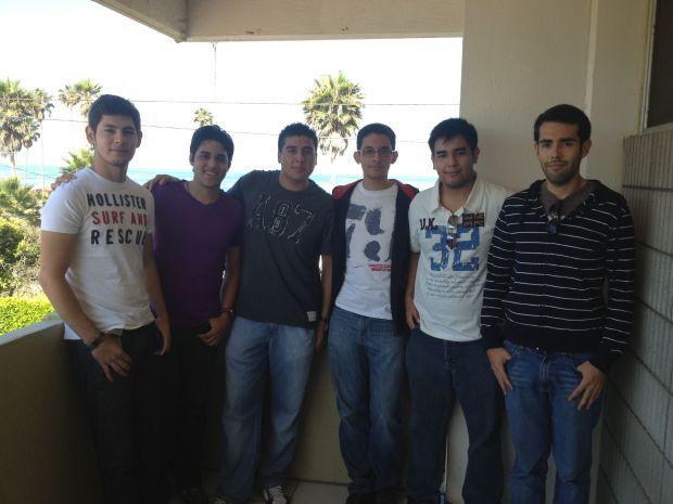 estudiantes verano cientifico 2013